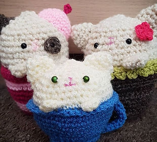 Loved making these little cutties #croch