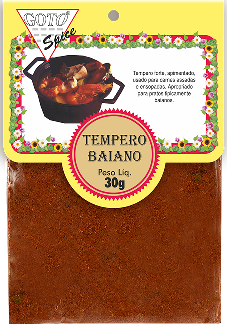 tempero-baiano-30g