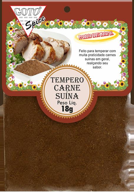 tempero-carne-suína-18g