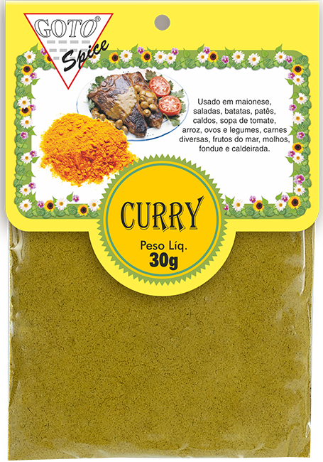 curry-30g