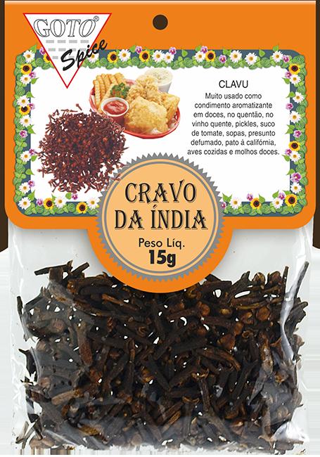 cravo-da-índia-15g