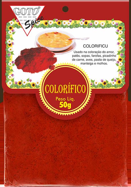 colorífico-50g