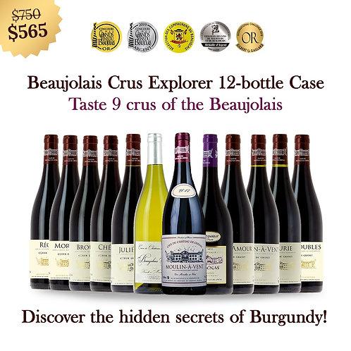 Beaujolais Crus Explorer 12-bottle Case