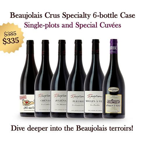Specialty 6 Bottle Case