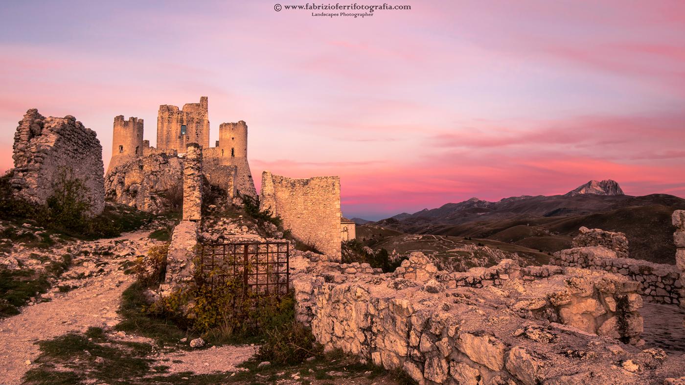 La Rocca di rosa