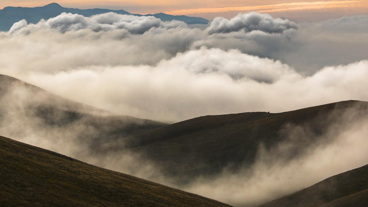 Il solitario tra le nebbie