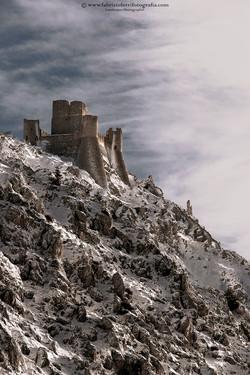 Rocca Calascio innevato