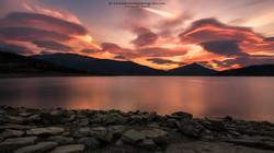 Lenticolari sul lago