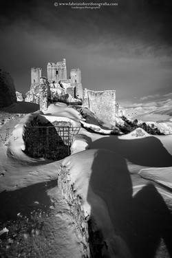 Il castelo e la neve