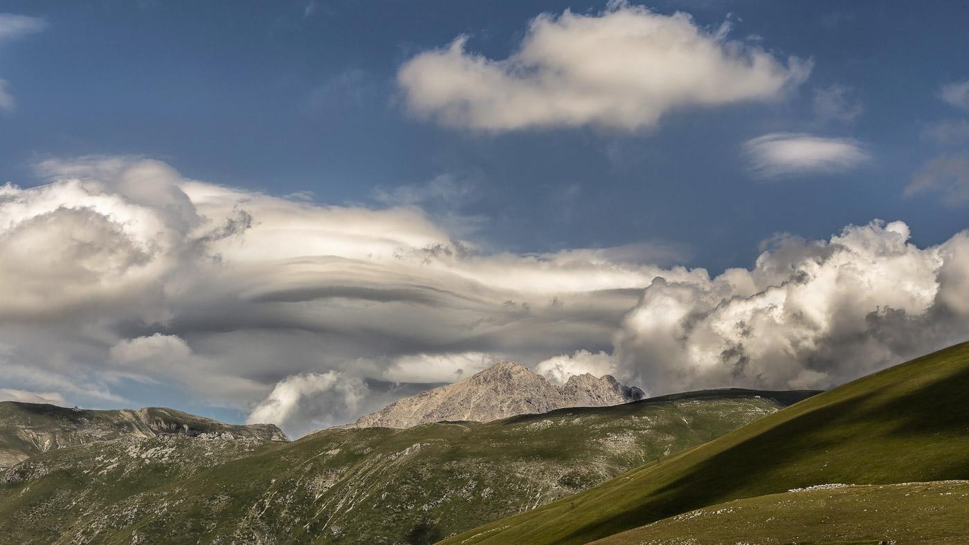 I giochi delle nuvole