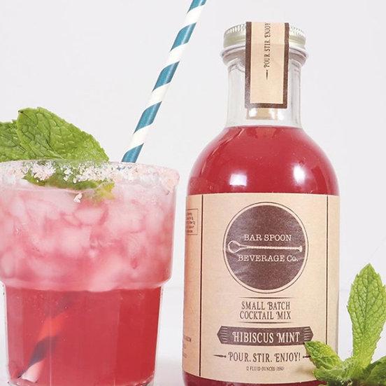 Hibiscus Mint Cocktail Mix