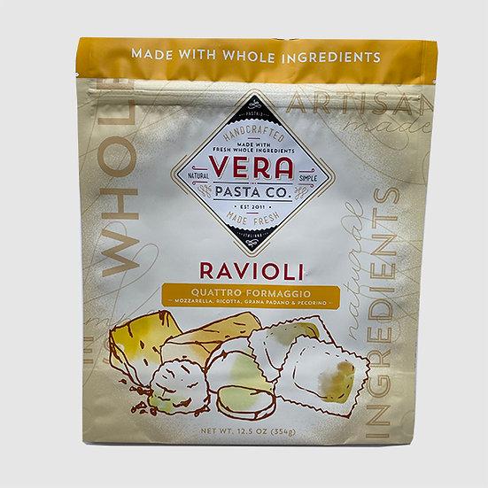 Ravioli - Four Cheese, Frozen