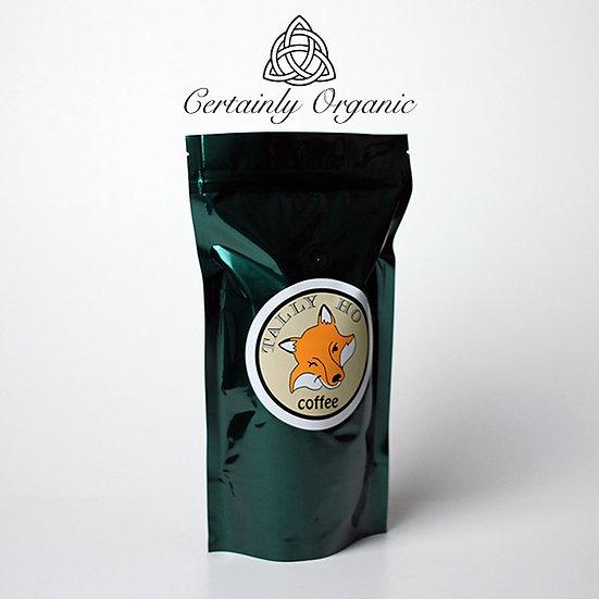 Ground Organic Coffee, 12 oz.