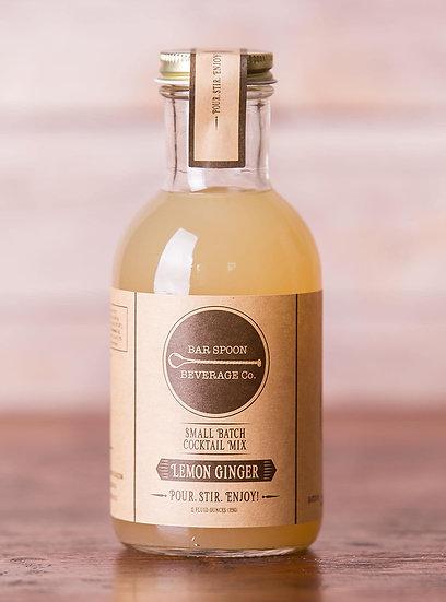 Lemon Ginger Cocktail Mix