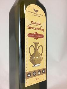 Dalmát fűszerolaj