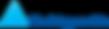 Modrá pyramida - logo