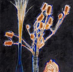 Колючки раковина. 2006  холст, масло.jpg