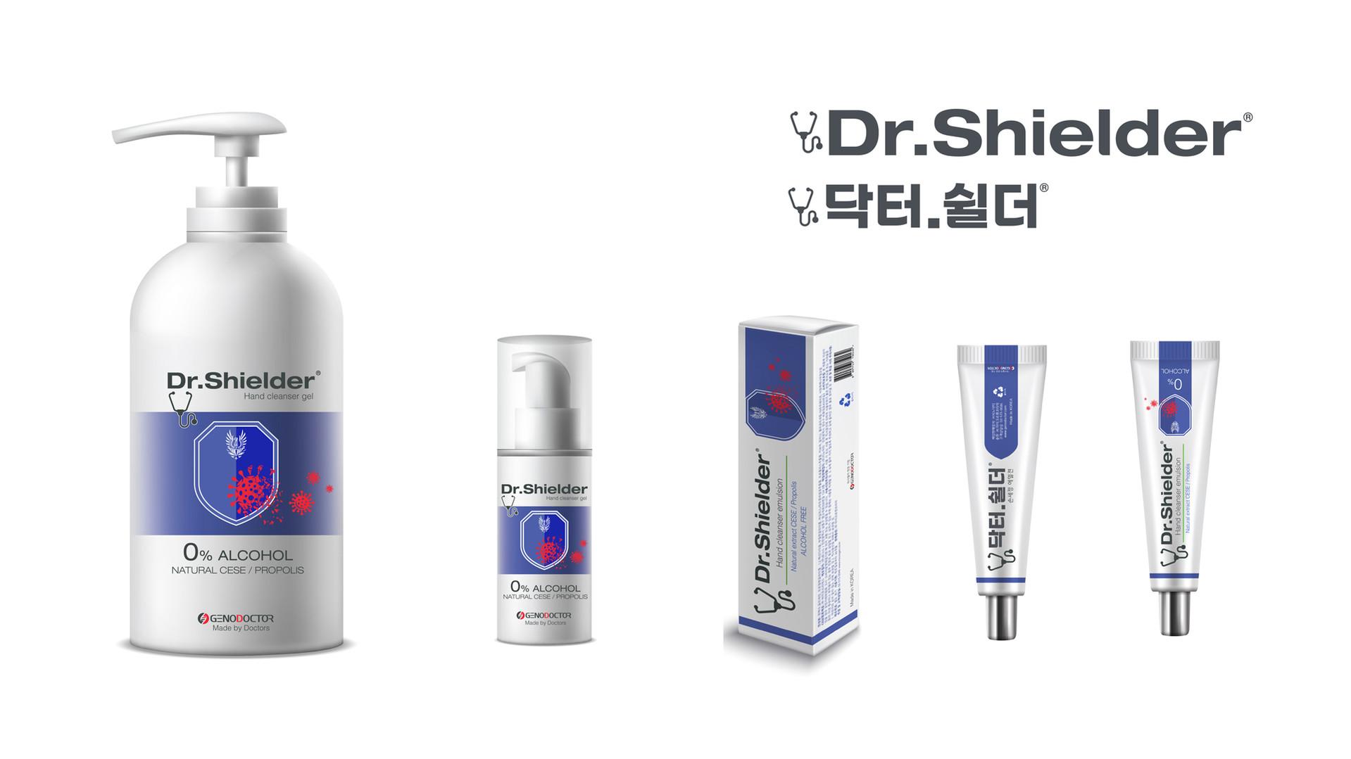 Dr.Shielder - Genodoctor