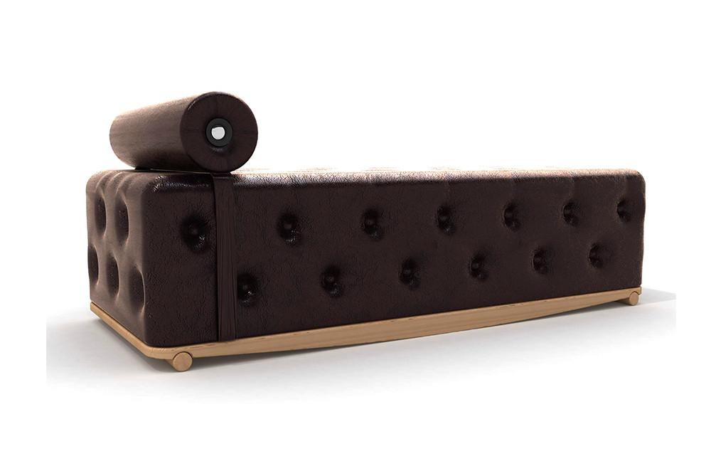 Music chocolate chaiselong