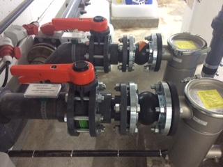 Neue Pumpen