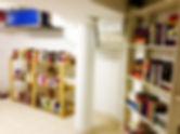 Bücherraum im Wohnpark Rodenkirchen