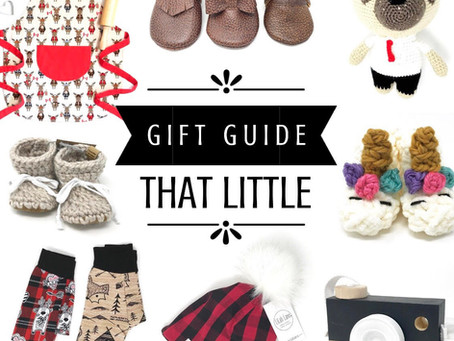 Gift Guide - That Little In Your Life