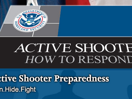 Does your organization have an active shooter response plan?