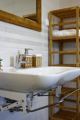 lavatorio adaptado