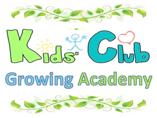 Winter Break: Kids' Club Growing Academy