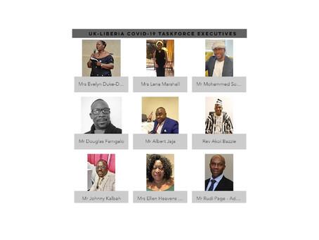 UK-Liberia Covid - 19 Taskforce Press Release