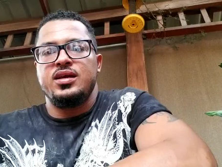 Actor Van Vicker Message of Support during Covid pandemic.
