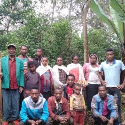 Ethiopia イルガチェフ単一生産者ロット(ナチュラル)
