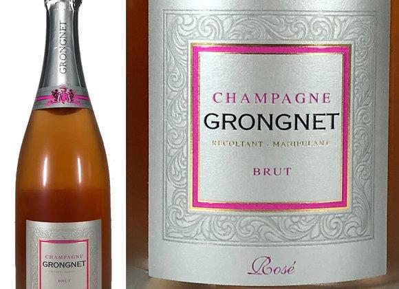Grongnet(グロンニェ)_Brut Rose(ブリュット_ロゼ)