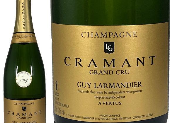 Guy Larmandeier(ギィ_ラルマンディエ)Grand Cru 100% Cramant
