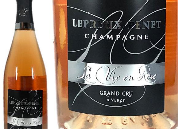 Lepreux Penet(ルプルー_プネ)_La Vie en Rose Brut Rose(ラ_ヴィ_アン_ローズ)