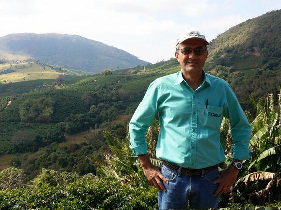 Brazil パッセイオ農園 イエローブルボン パルプドナチュラル