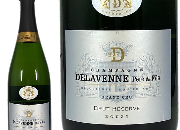 Delavenne pere&Fils(デラヴェンヌ_ペールフェス)Brut reserve Grand Cru(ブリュット_レゼルヴ)