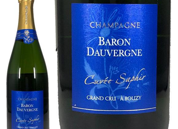 Baron Dauvergne(バロン_ドーヴェルニュ)Cuvee Saphir Dosage Zero(キュヴェ_サフィール_ドサージュ_ゼロ)