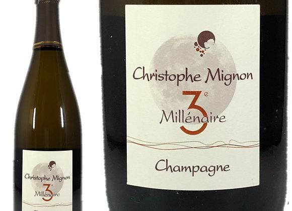 Christophe Mignon(クリストファ_ミニョン)_Troisieme Millenaire(トロアジューム_ミレネール)