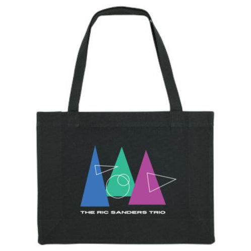 Ric Sanders Trio - Large Tote - Block