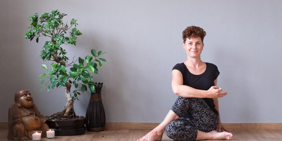 Vital Yoga - mierne pokročilí