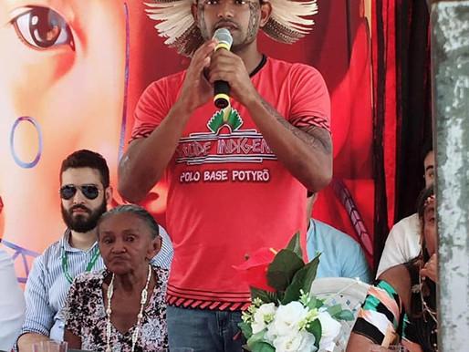 Inauguração de dois Polos de Saúde Indígena no Ceará