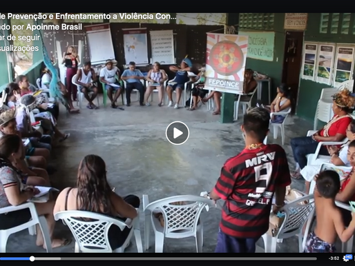 Video realizado no encontro do Ceará