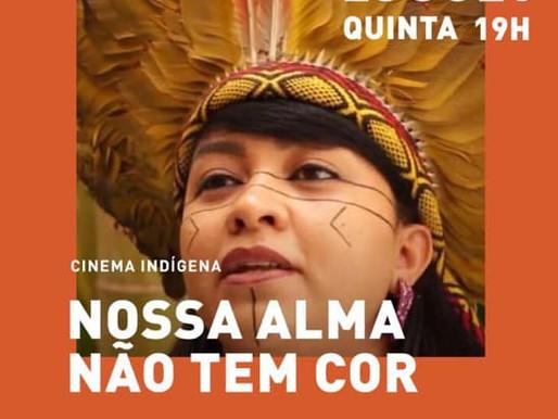 Racismo contra as populações indígenas é tema de bate-papo online sobre cinema.