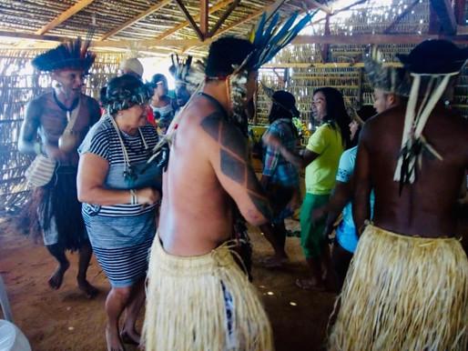 Segundo dia da Oficina de Orçamento e Direitos a saúde indígena