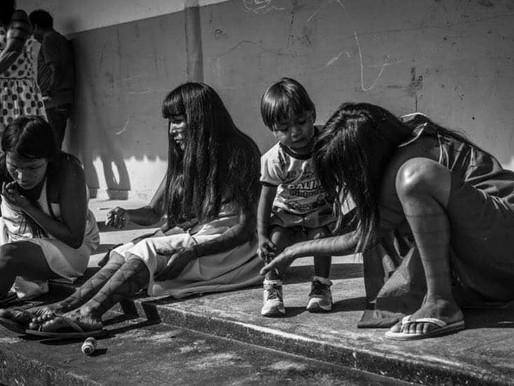 PF COMBATE RETENÇÃO ILEGAL DE CARTÕES DEBENEFÍCIO SOCIAL DE INDÍGENAS