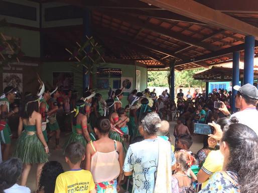 4º Encontro da Juventude Xukuru Kariri e 1º Encontro de Jovens Indígenas de Alagoas.