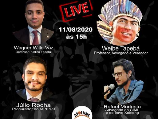 Live ¨COMO O JULGAMENTO DA DECISÃO QUE SUSPENDEU OS EFEITOS DO PARECER 001/AGU