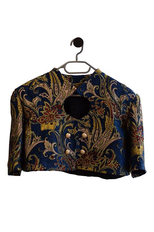 Brocade Short Tailor Jacket