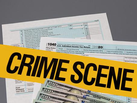 Be aware: Identity Theft & Tax Season